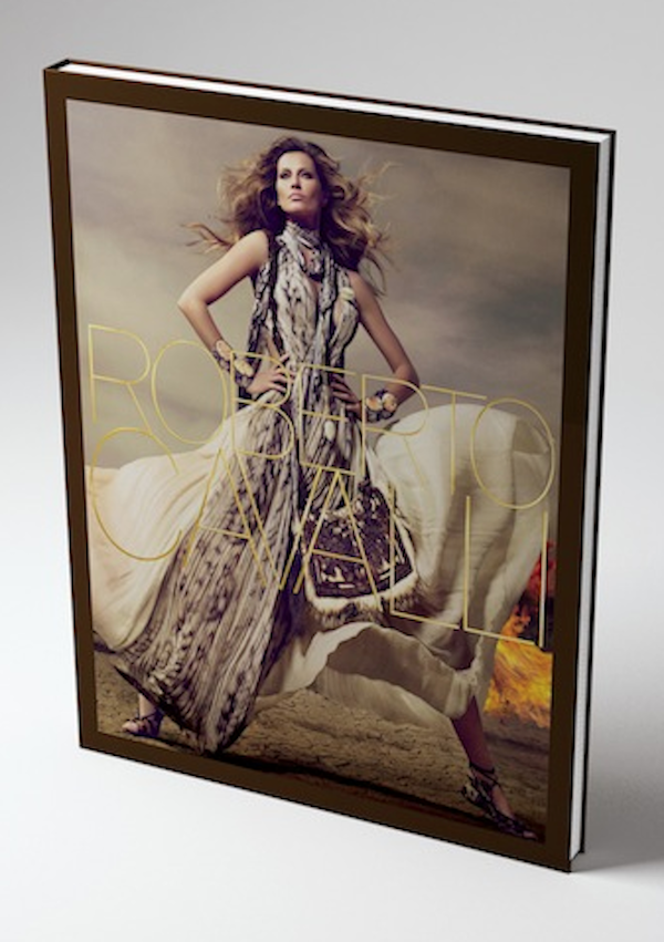 Post image for Roberto Cavalli 40th Anniversary – The Book
